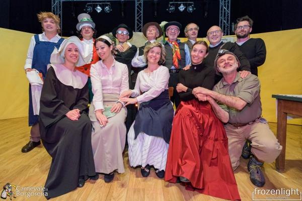 Serata Teatrale 2017