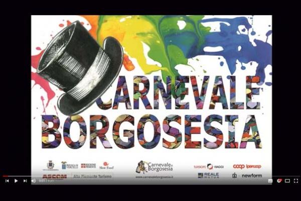 I Bozzetti del Carnevale di Borgosesia 2018